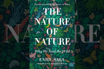 Dr. Enric Sala Celebrates New Book With a Virtual Launch