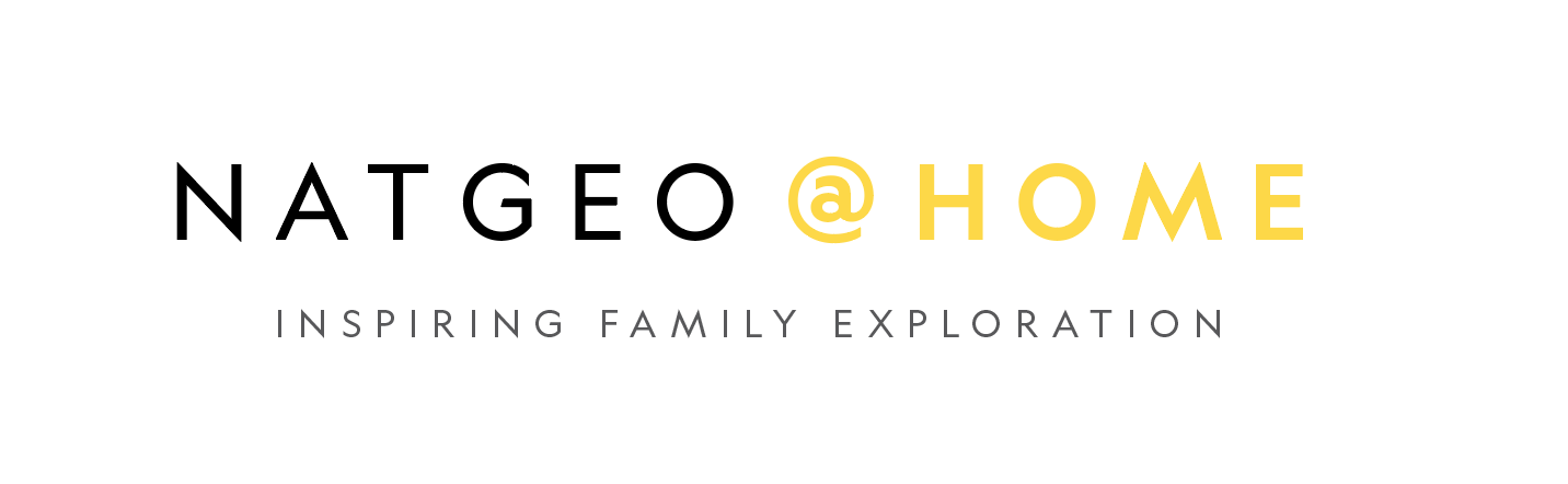 National Geographic Launches NATGEO@HOME Digital Hub To Support Families And Educators During COVID-19
