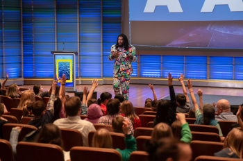 Take Your Kid to Work Day at National Geographic HQ