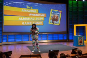 Nat Geo Kids Takes Almanac Game Show on Tour