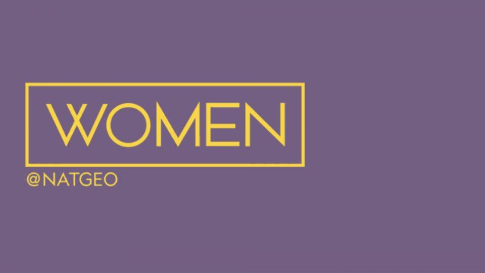 Women@NatGeo logo