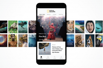 National Geographic Launches New Mobile App in United States and Canada