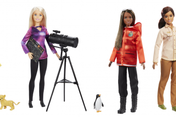 National Geographic and Mattel Partnering on New Barbie Collection