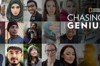 National Geographic Announces Winners of Chasing Genius, Awards Four ,000 Prizes to Turn Ideas into Catalyst for Change in the World