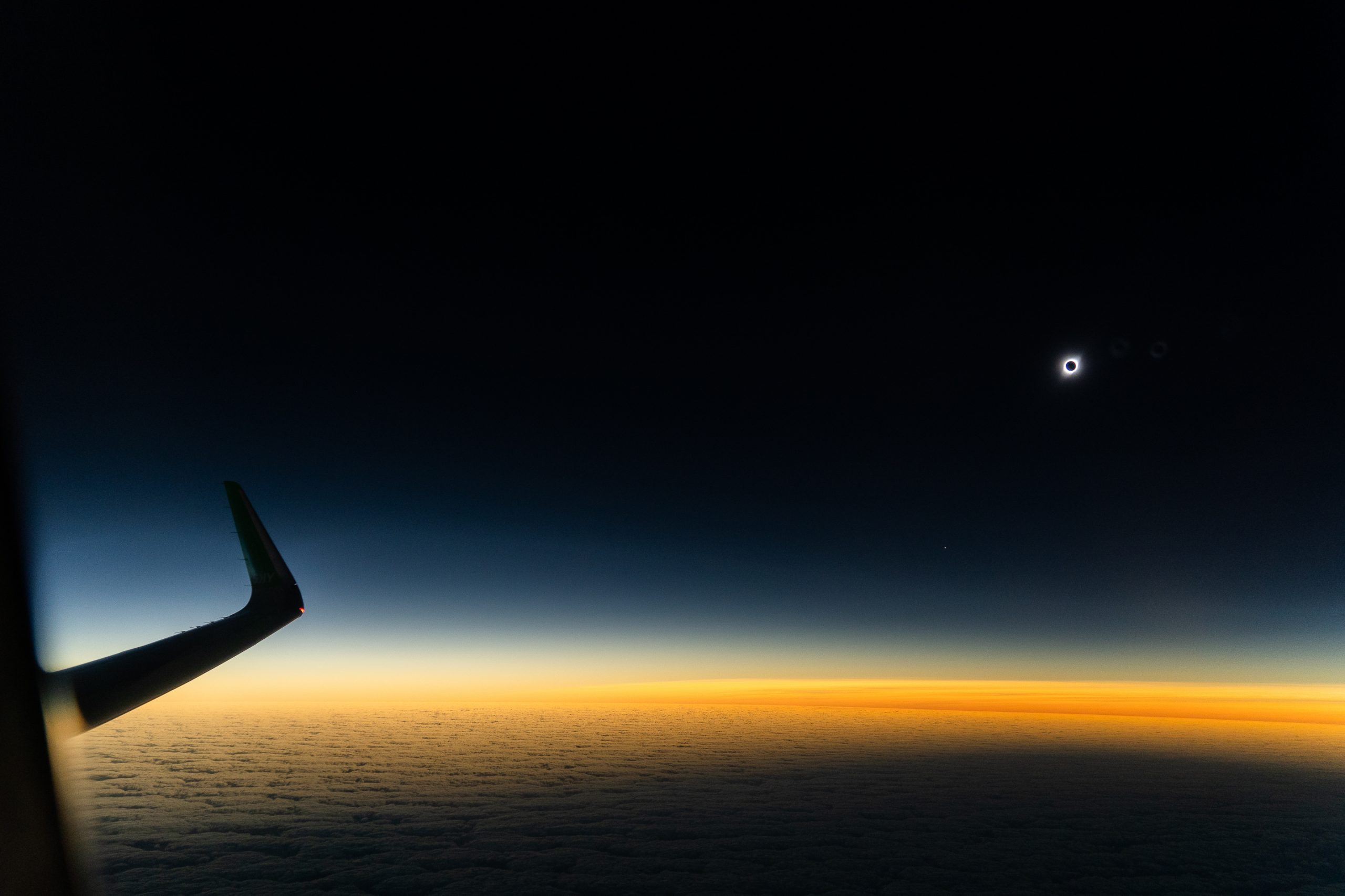photo of Eclipse in Chile