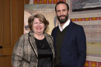 Joseph Fiennes Attends NYC Screening of 'Egypt with the World's Greatest Explorer'