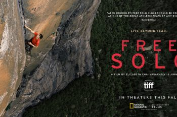 Free Solo Climbs to New Heights with Special One-Week IMAX® Release Nationwide and in Canada, Starting Jan. 11