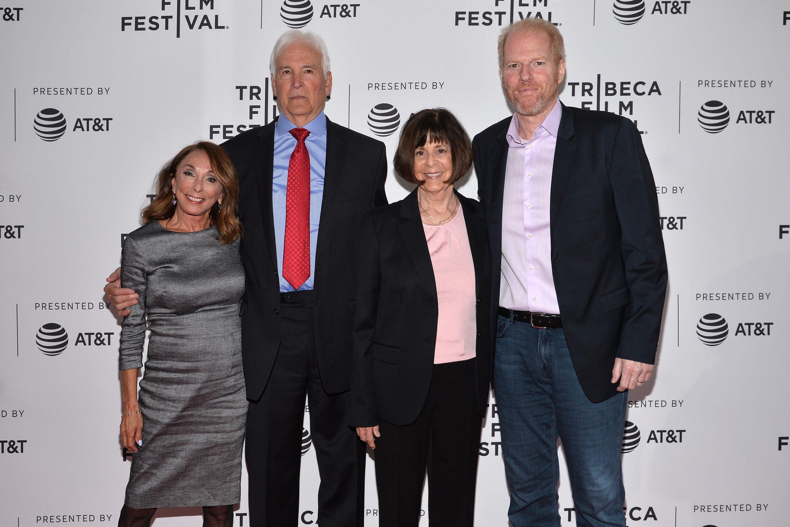 Photo of Lynda Obst,Jerry Jaax,Nancy Jaax,Noah Emmerich