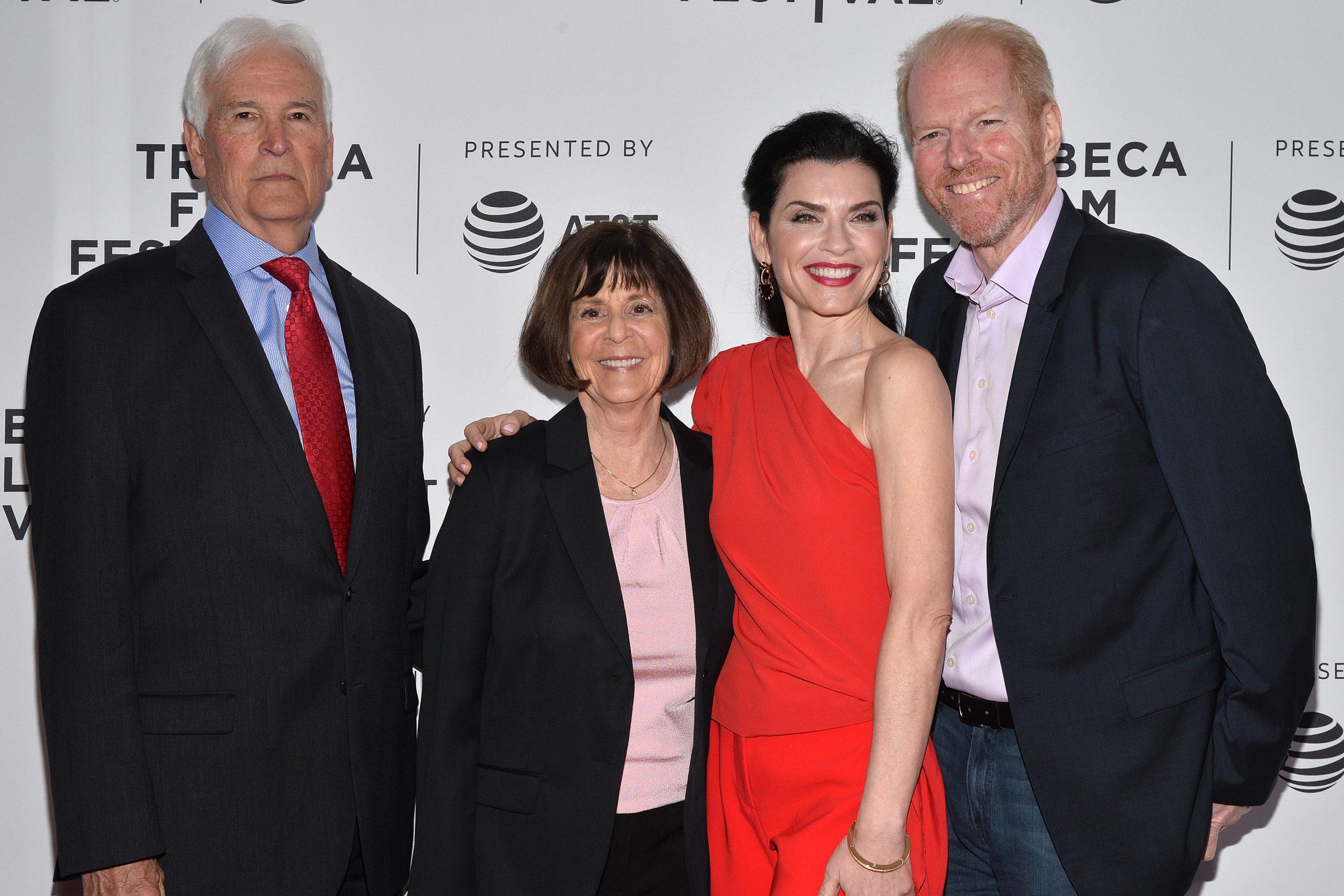 Photo of Jerry Jaax,Nancy Jaax, Julianna Margulies,Noah Emmerich