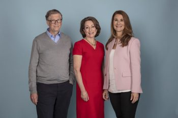 National Geographic releases rare joint interview with Bill & Melinda Gates on progress toward reducing global poverty ahead of United Nations General Assembly