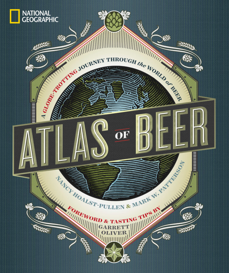 picture of Atlas of Beer cover