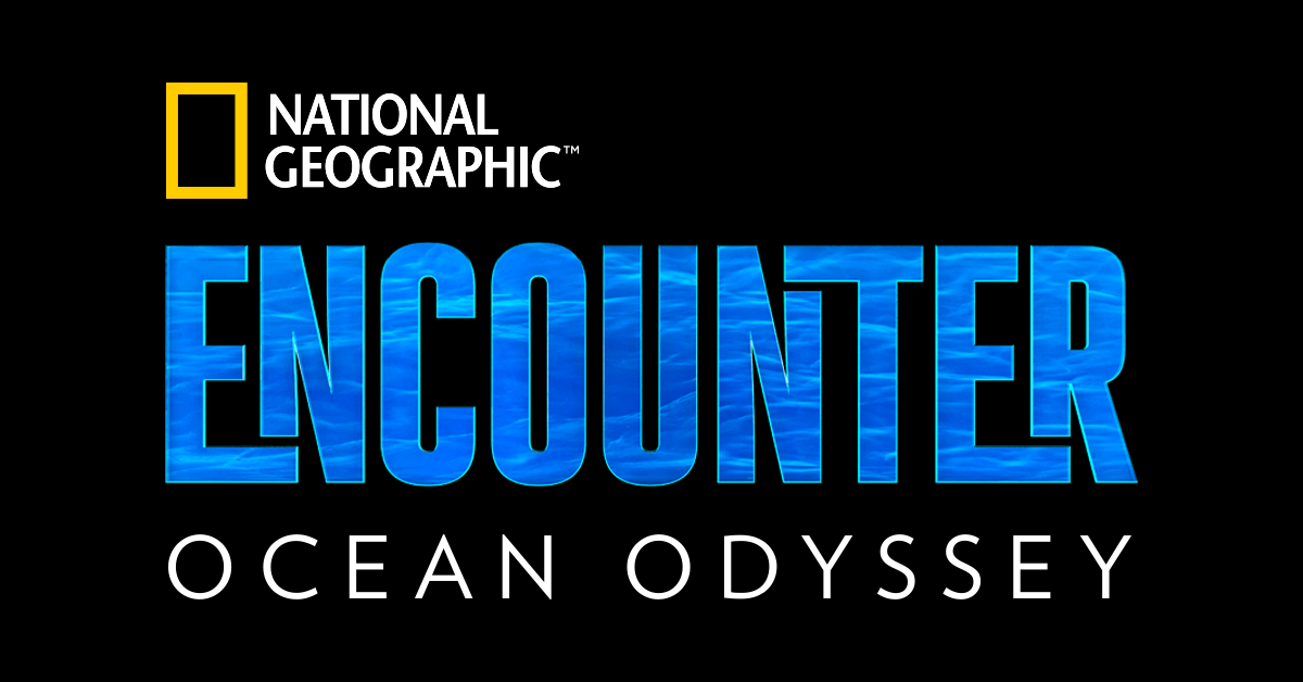 picture of National Geographic Encounter: Ocean Odyssey logo