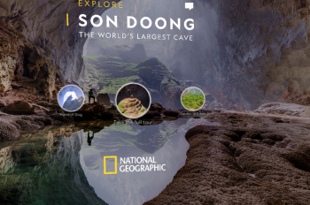 Media Alert: National Geographic Interactive VR Story Among First Experiences Published in Facebook's New React 360, an Interactive WebVR and 360 Content Publisher