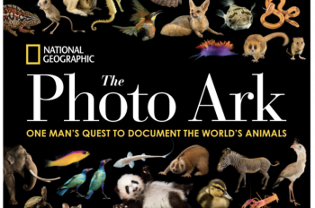 THE PHOTO ARK: One Man's Quest to Document the World's Animals, a new book by National Geographic Fellow and acclaimed photographer Joel Sartore