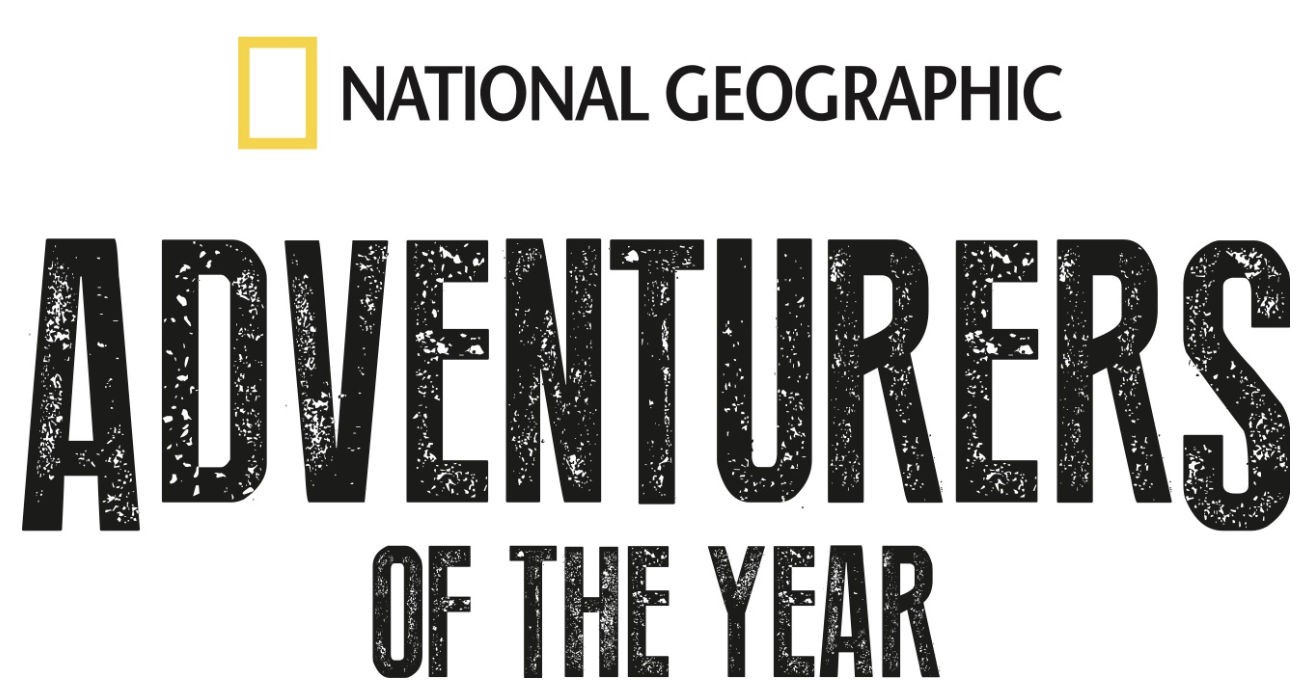 Picture of Nat Geo Adventurers of the Year logo