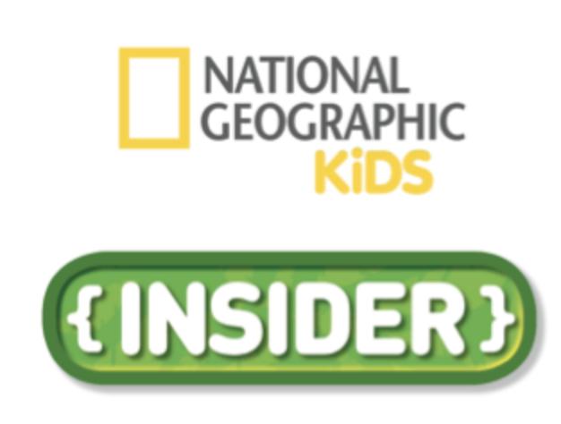 Picture of Nat Geo kids logo Insider