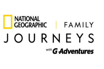National Geographic and G Adventures Announce New Family Travel Program