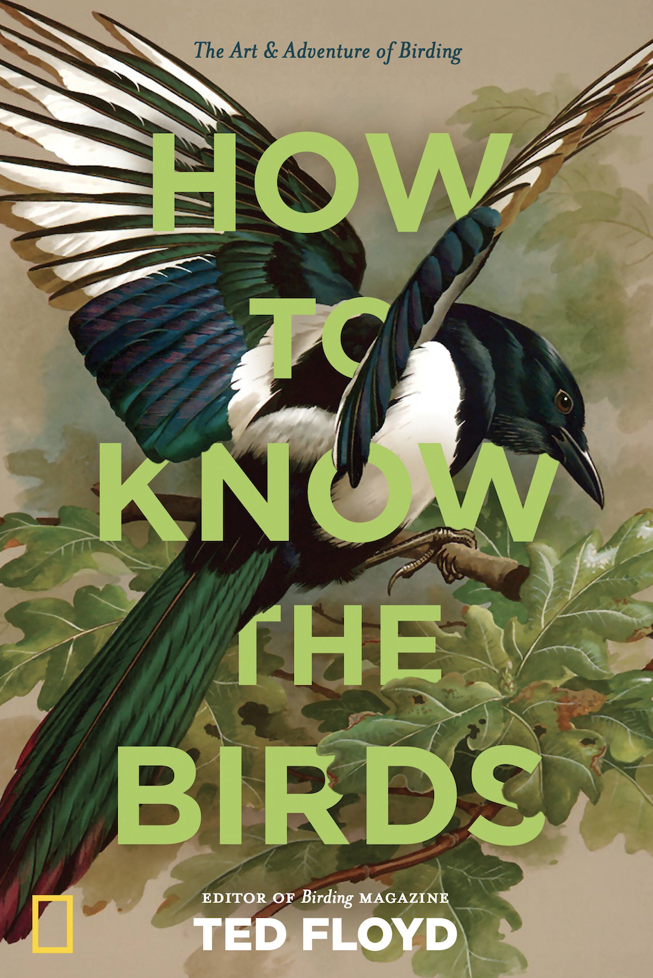 Photo of How to Know the Birds