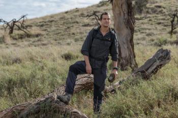 Bear Grylls Talks Survival as 'Hostile Planet' Premieres