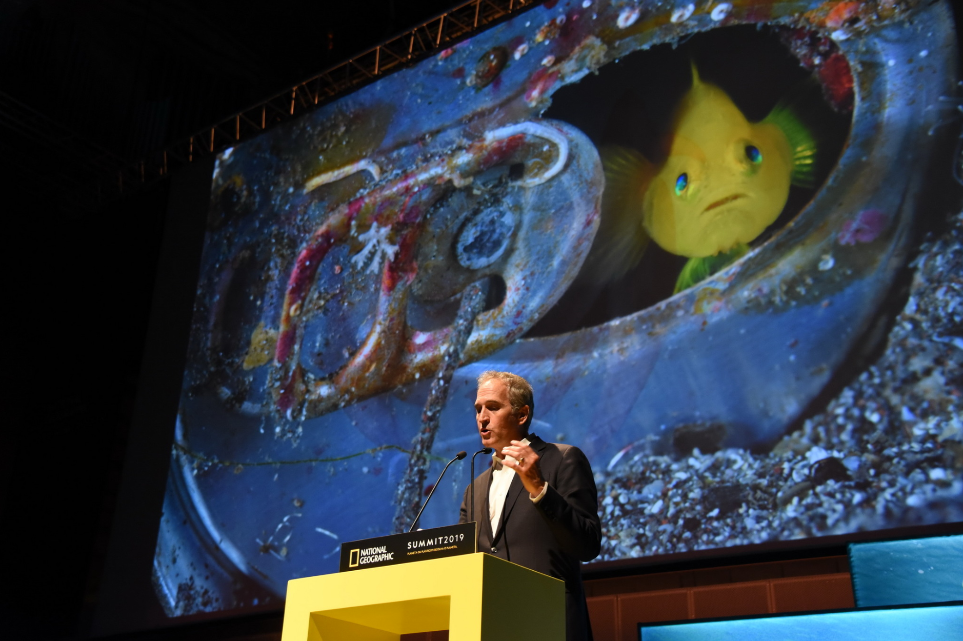 Photo of Brian Skerry