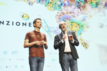 National Geographic Celebrates Invention at the Rome Science Festival