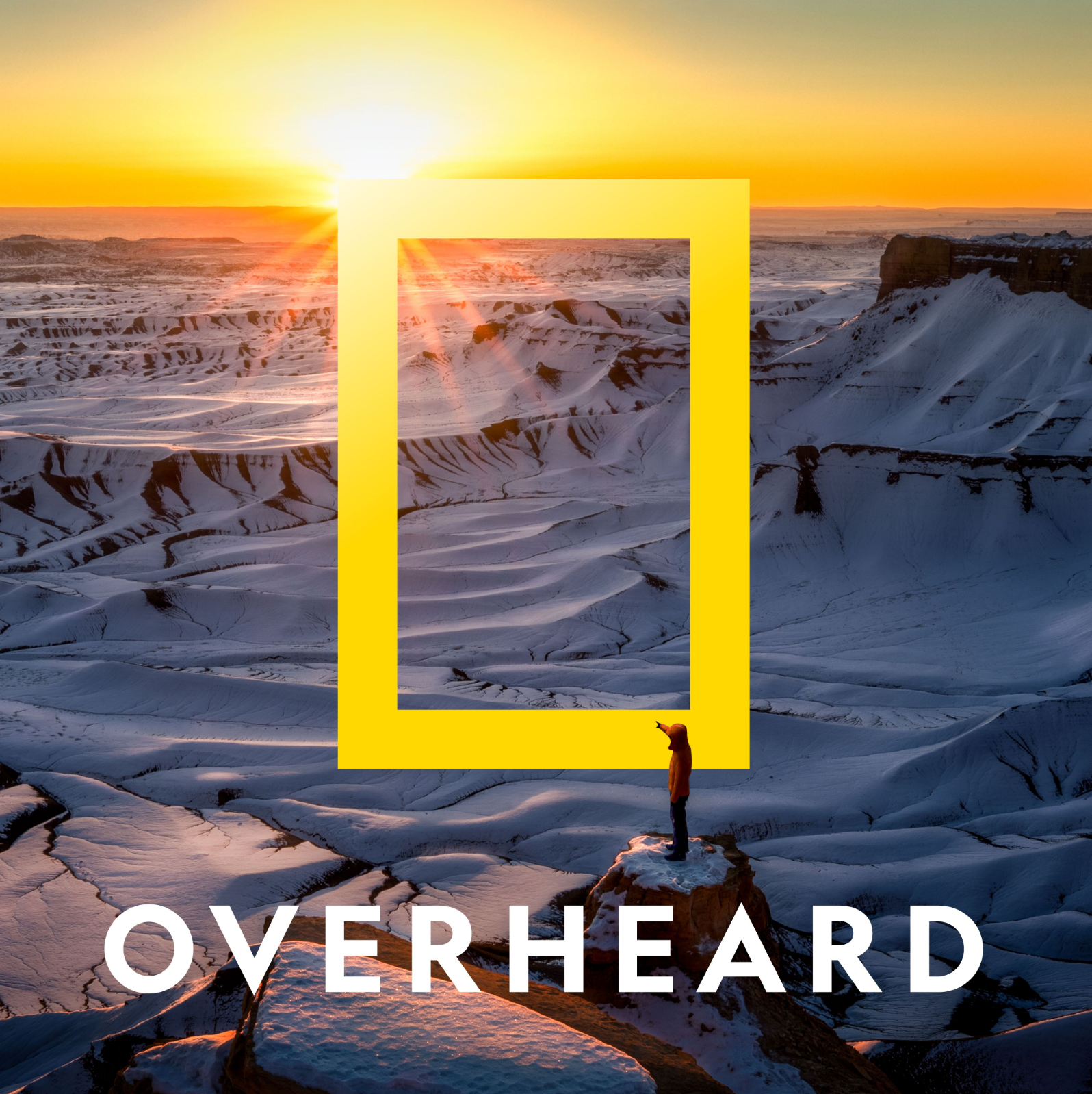 National Geographic Announces Second Season of 'Overheard at National Geographic' Podcast