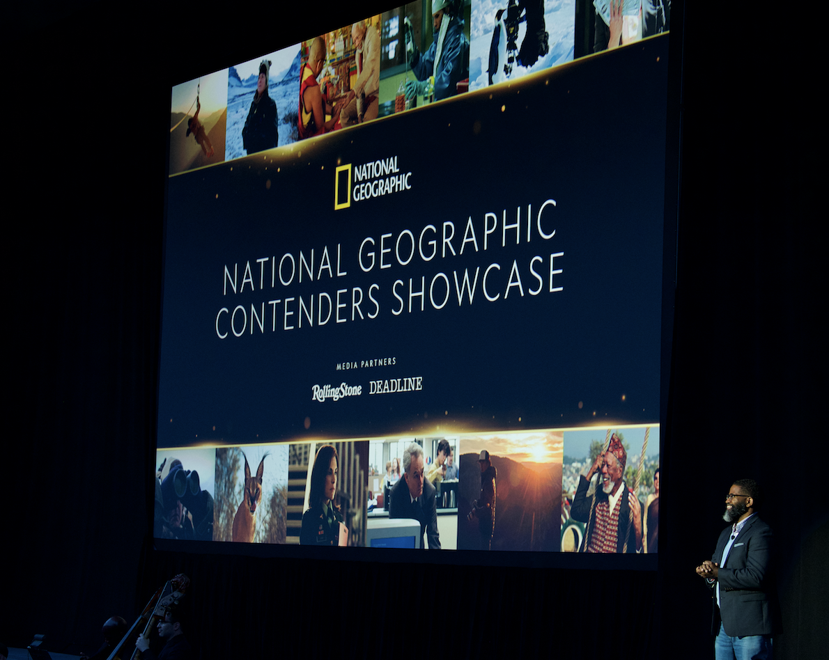 photo of National Geographic's Contenders Showcas