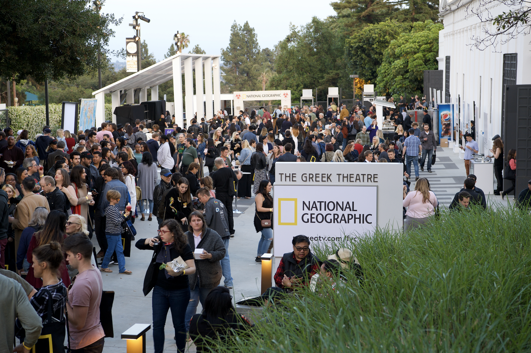 photo of National Geographic's Contenders Showcase