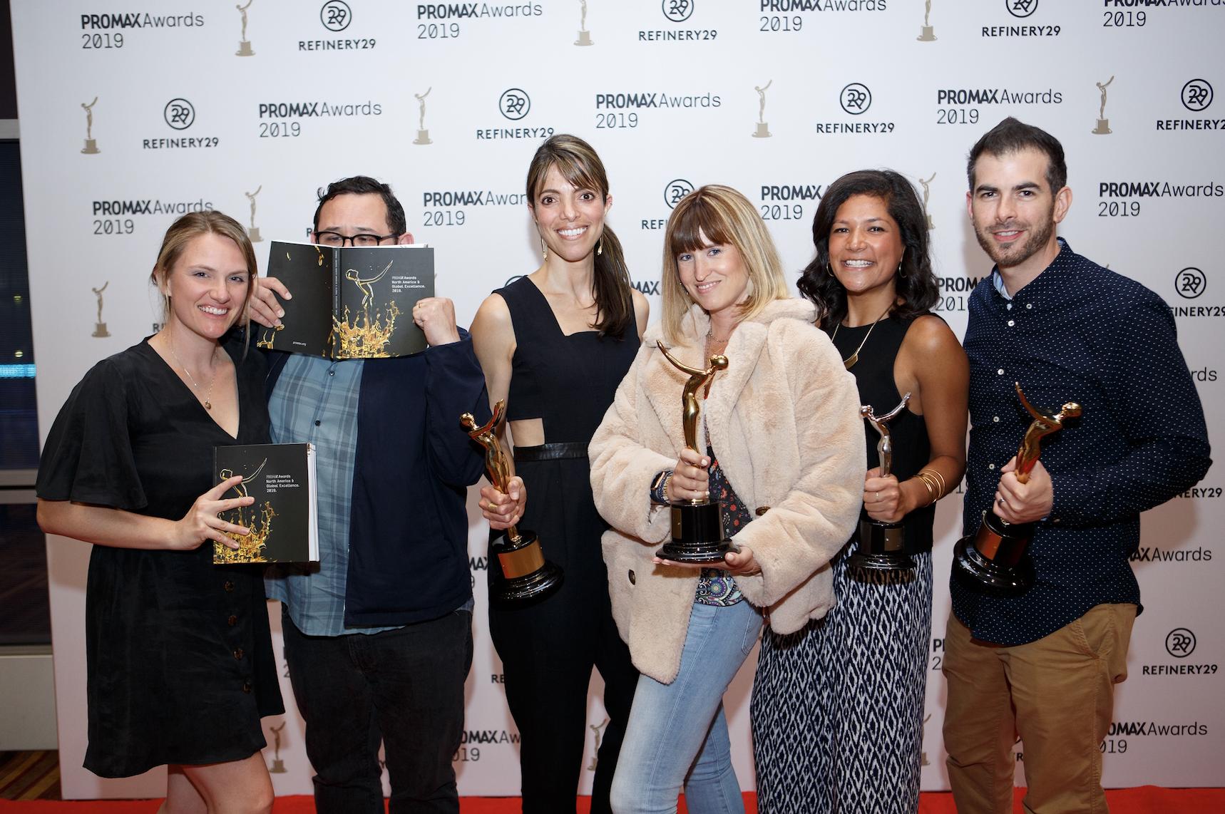 photo of promax awards