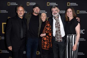 'Sea of Shadows' Premieres in Los Angeles