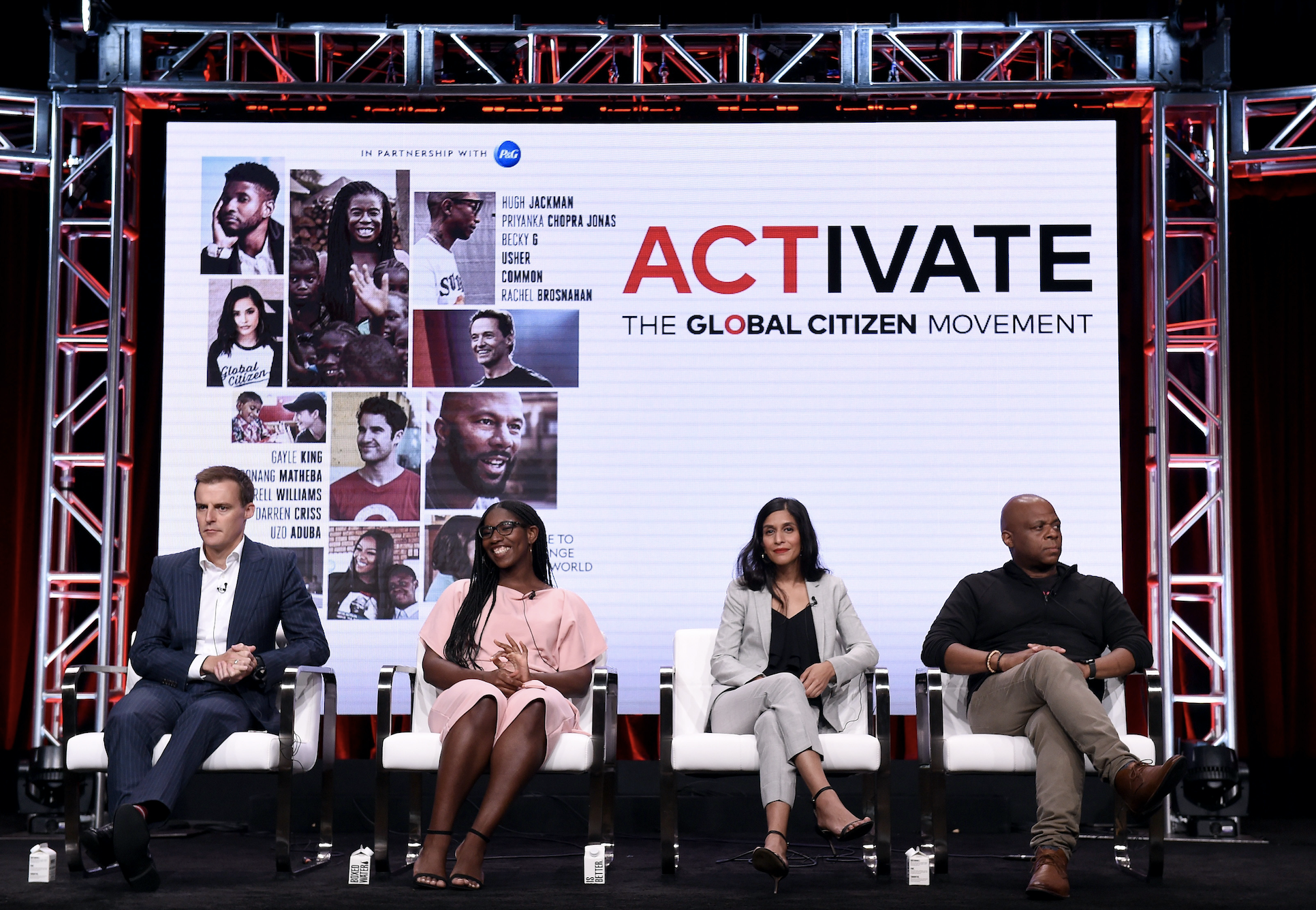ACTIVATE: THE GLOBAL CITIZEN MOVEMENT