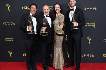 'Free Solo' Wins Every Emmy It Was Nominated For