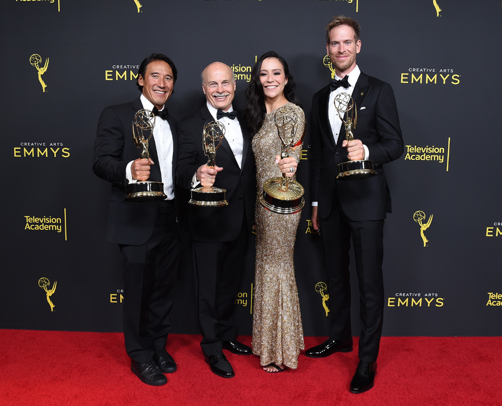photo of emmy 2019