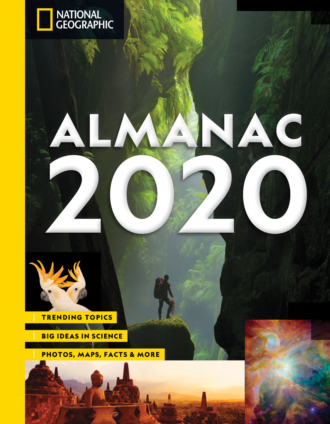 National Geographic's Almanac 2020