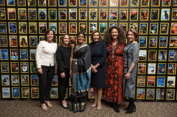 National Geographic Event Celebrates Women of Impact with Speaker Nancy Pelosi