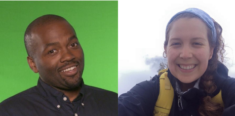 National Geographic Adds Nsikan Akpan and Amy McKeever to Editorial Team