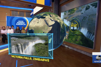Good Morning America, in Partnership with National Geographic, Presents 'Extraordinary Earth: 20 in 2020'