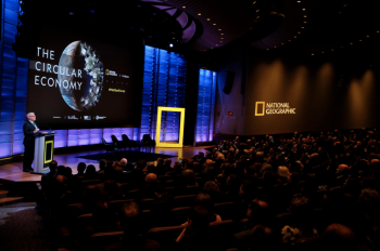 National Geographic Hosts Circular Economy Forum