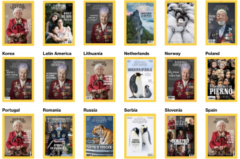 June Magazine Covers From Around the World