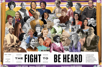 National Geographic Celebrates 100th Anniversary of the 19th Amendment