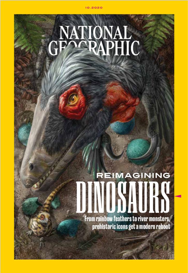 MEDIA ALERT: Reimagining Dinosaurs