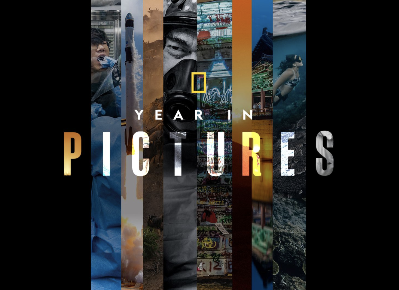National Geographic Launches Annual 'THE YEAR IN PICTURES' Campaign