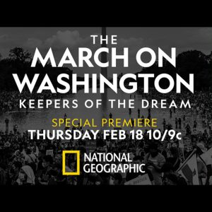 March on Washington: Keepers on f
