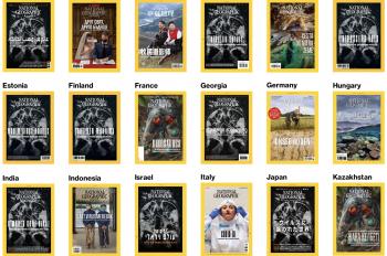 November Magazine Covers From Around the World
