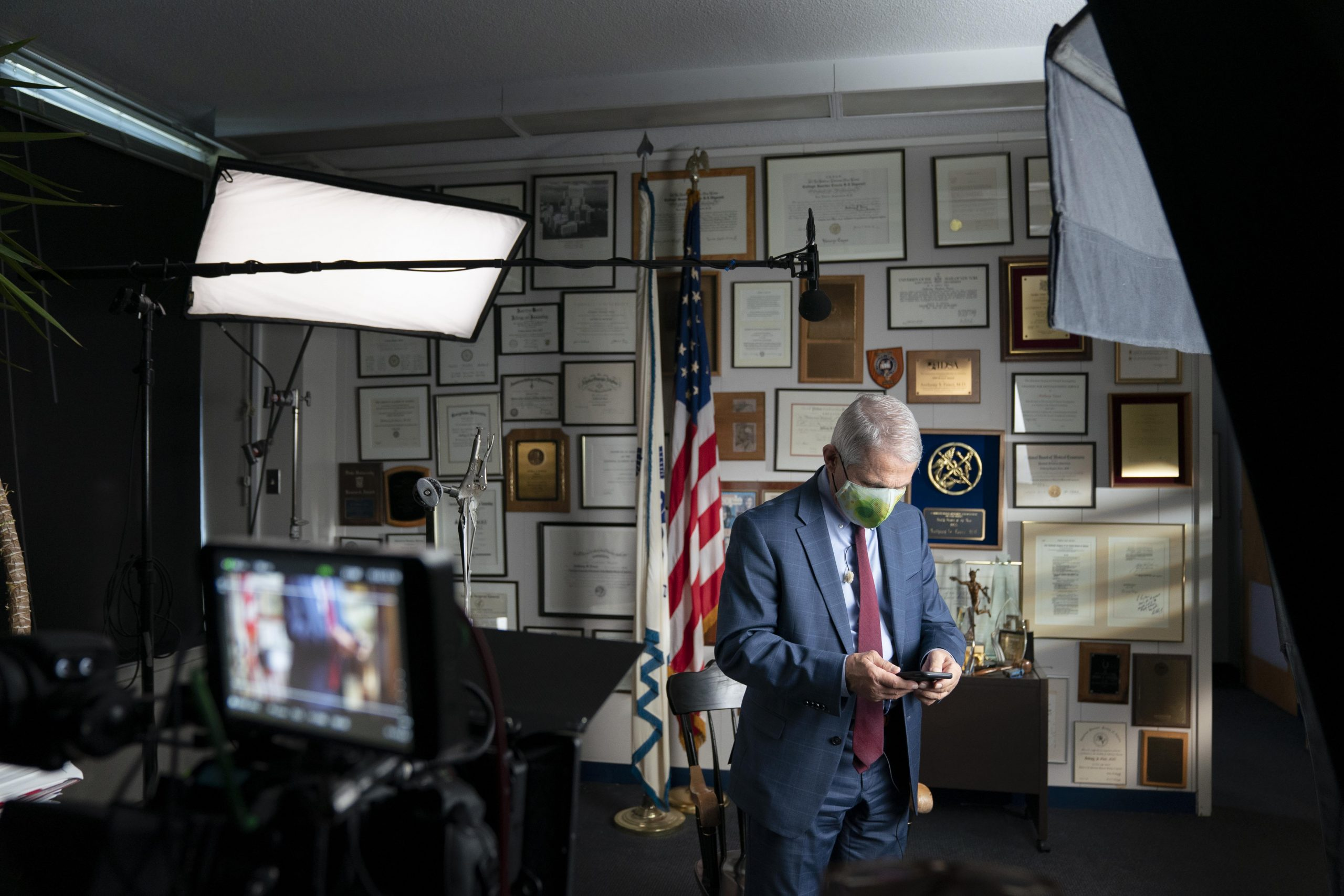 National Geographic Documentary Films Announces New Feature on Dr. Anthony Fauci from Emmy-Winning Directors John Hoffman and Janet Tobias, Oscar and Emmy-Winning Producing Team Dan Cogan and Liz Garbus, and Story Syndicate