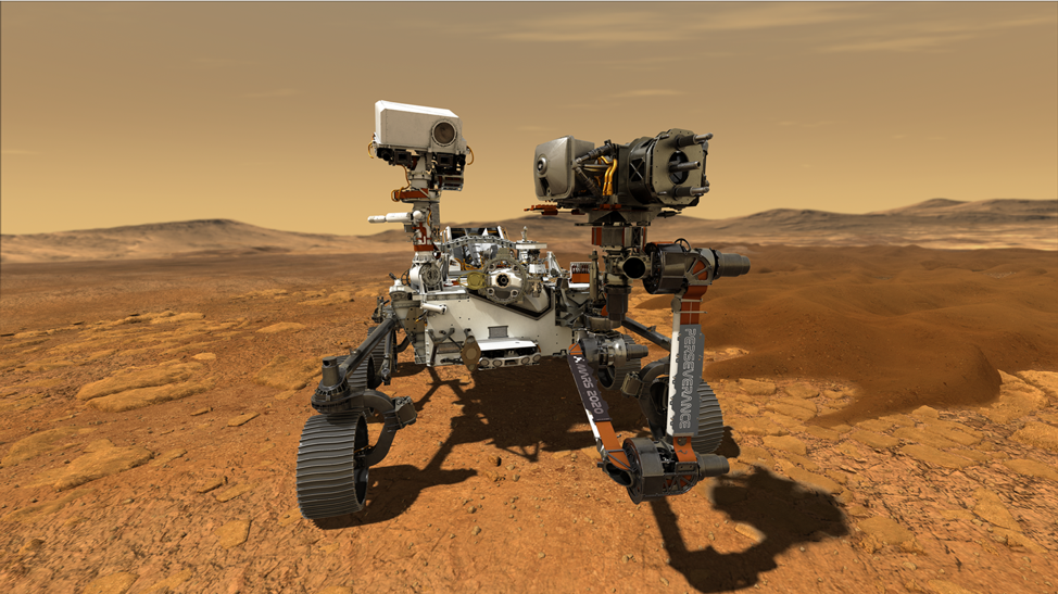 National Geographic and NASA Collaborate on Exclusive Mars AR Activation for @natgeo Instagram