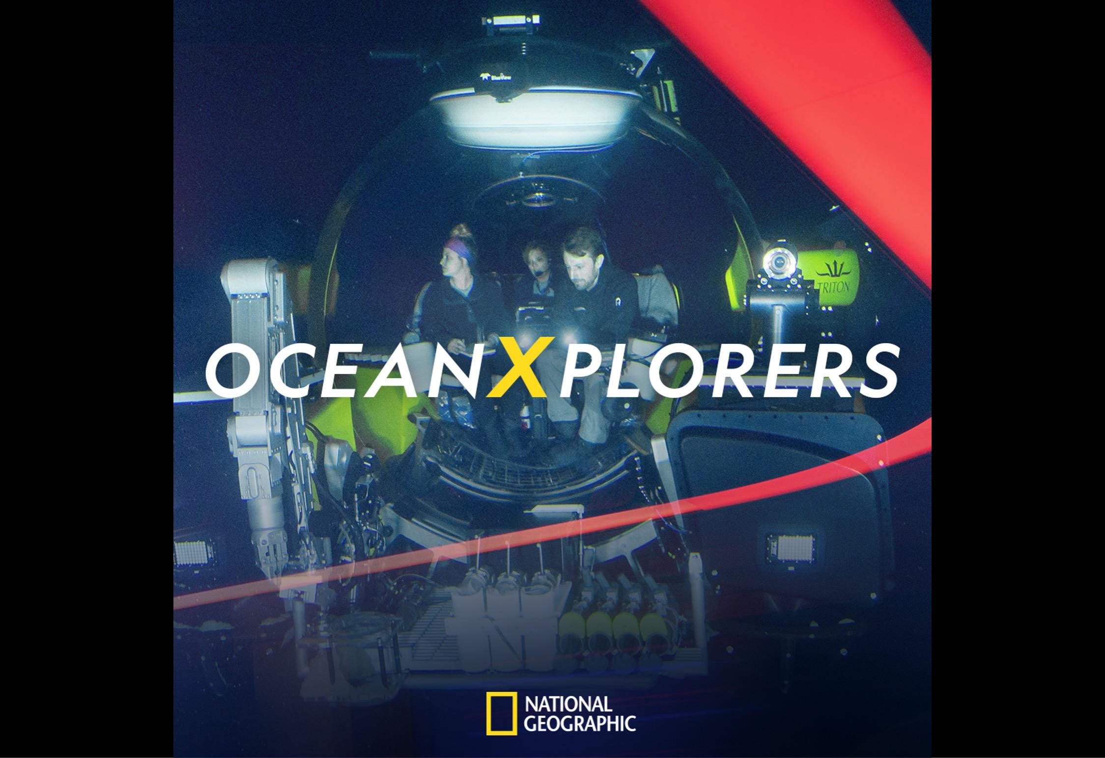 National Geographic Announces Intrepid Team for Groundbreaking Ocean Exploration Series, 'OceanXplorers'
