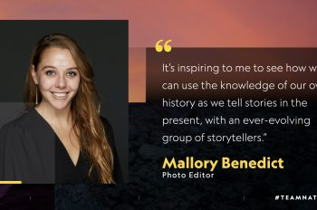 5 Questions With… Mallory Benedict, Photo Editor