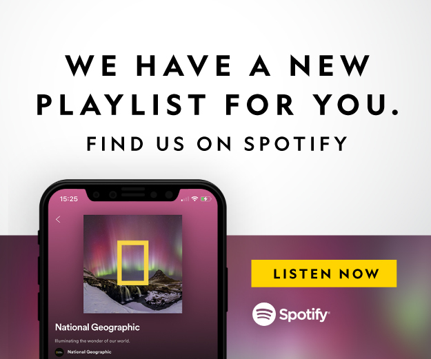 Nat Geo Spotify