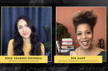 Five of the most inspiring quotes about resilience from Rosa Vásquez Espinoza and Rue Mapp